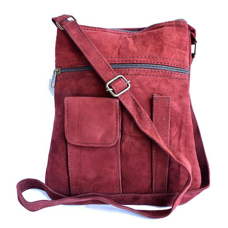 Boho Sling Bag Backside
