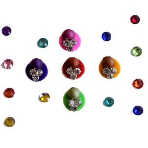 crystal bindi